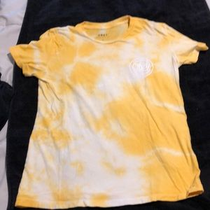 Obey yellow T-Shirt